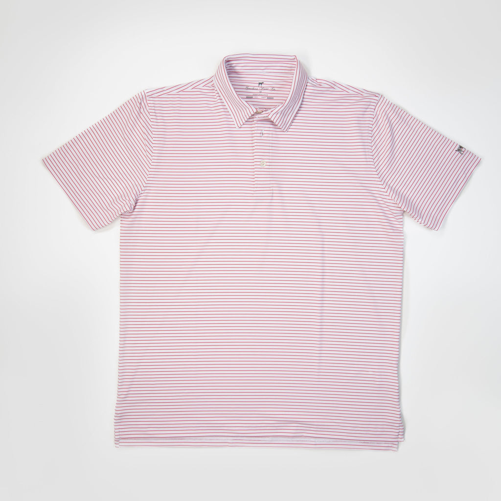Performance Polo- Calypso Coral