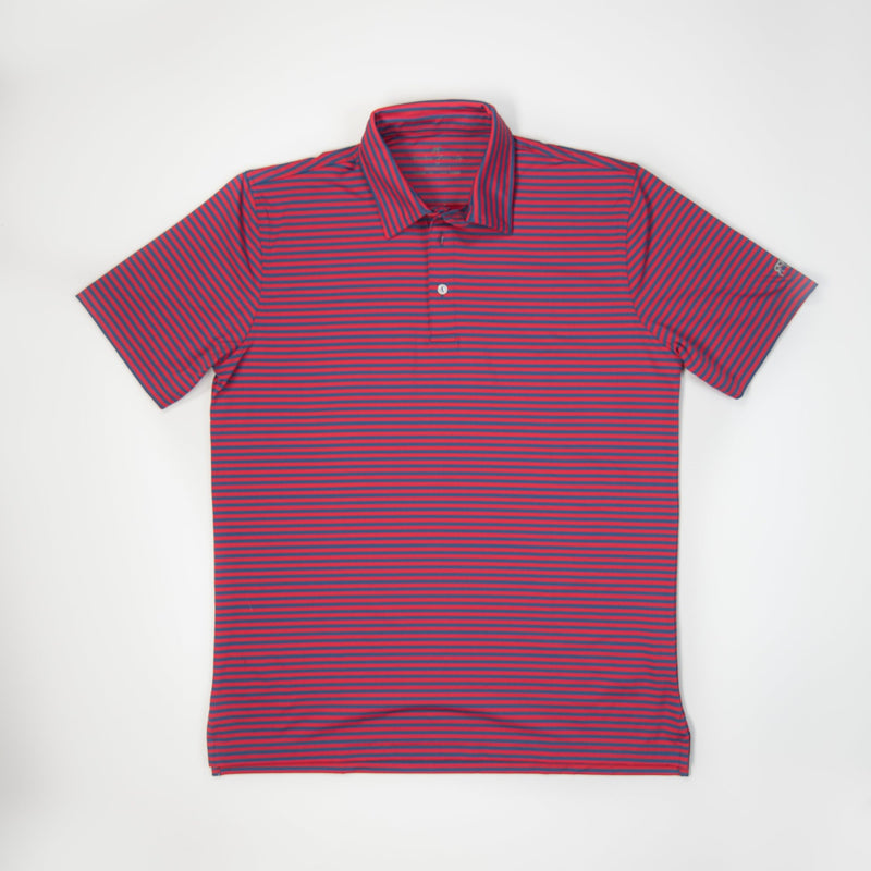 Performance Polo- Racing/True Navy