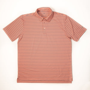 Performance Polo- Salmon