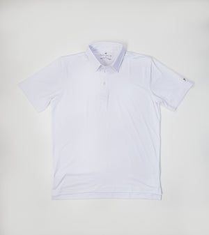 Performance Polo- White