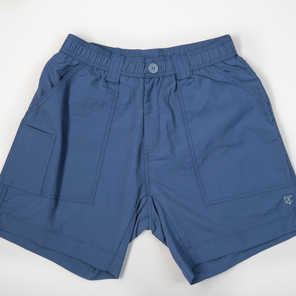 True Navy RipTide Short