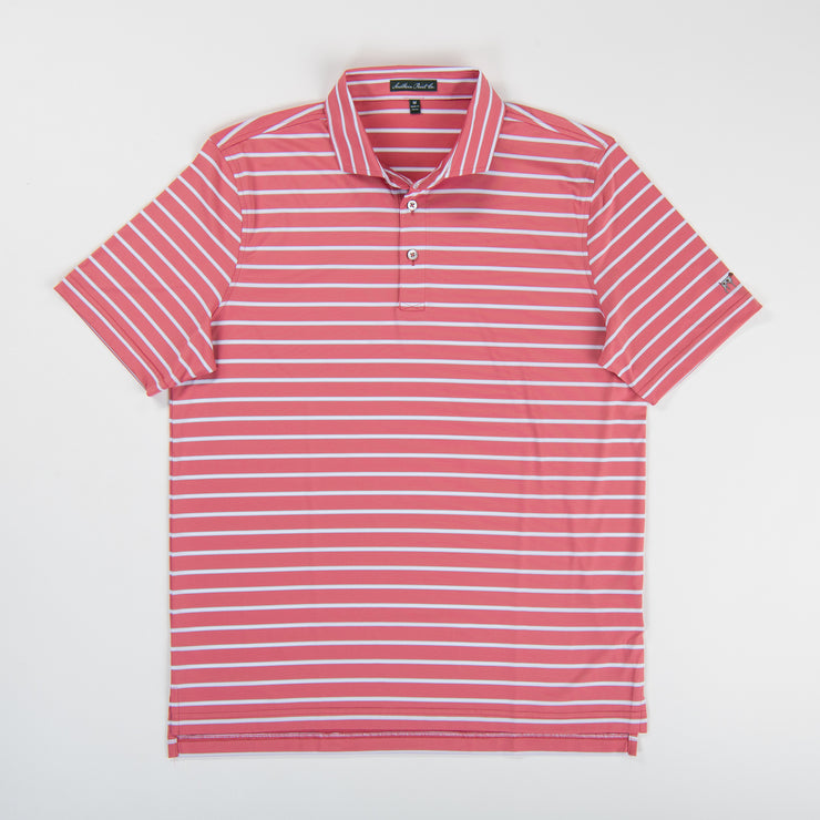 Youth Performance Polo - Camellia