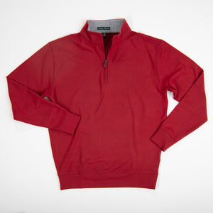 Youth Crimson Flush Pullover