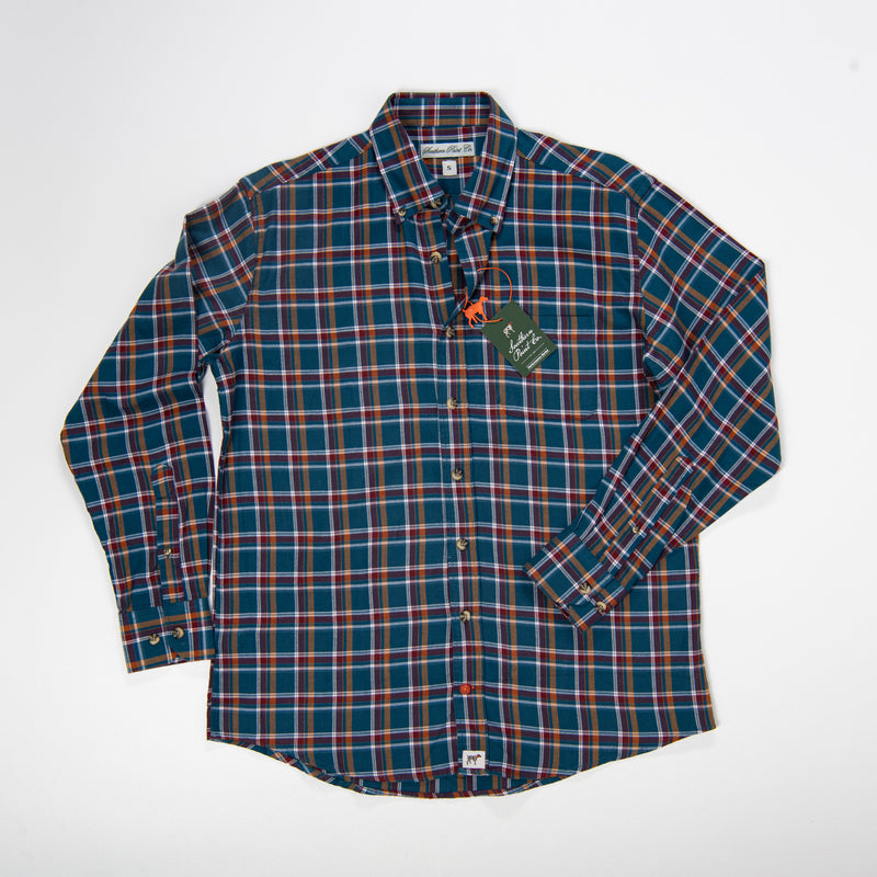 Youth Brushed Legion Plaid