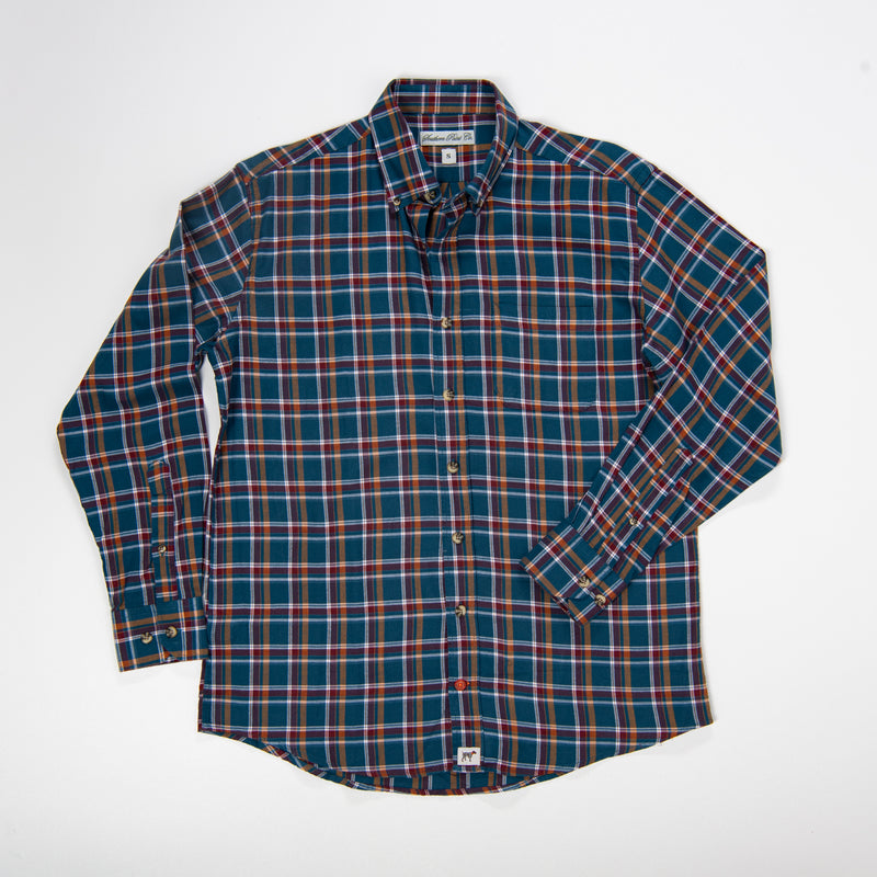 Brushed Legion Plaid