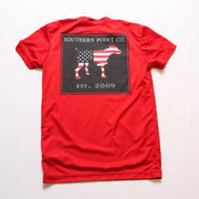 Patriotic Dry Fit UPF Tee