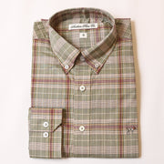 Basil Plaid
