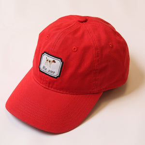 Hat with Patch