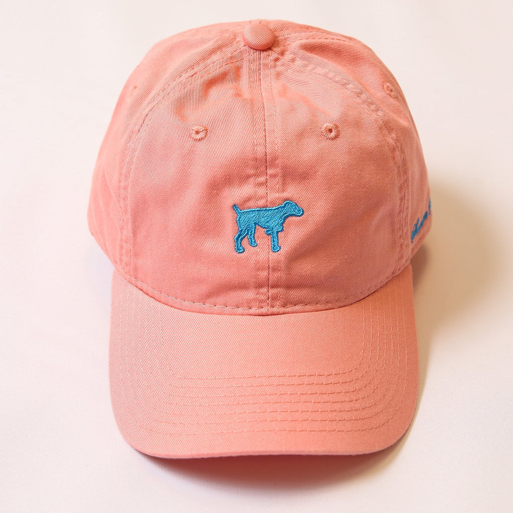 Peach Tonal Hat