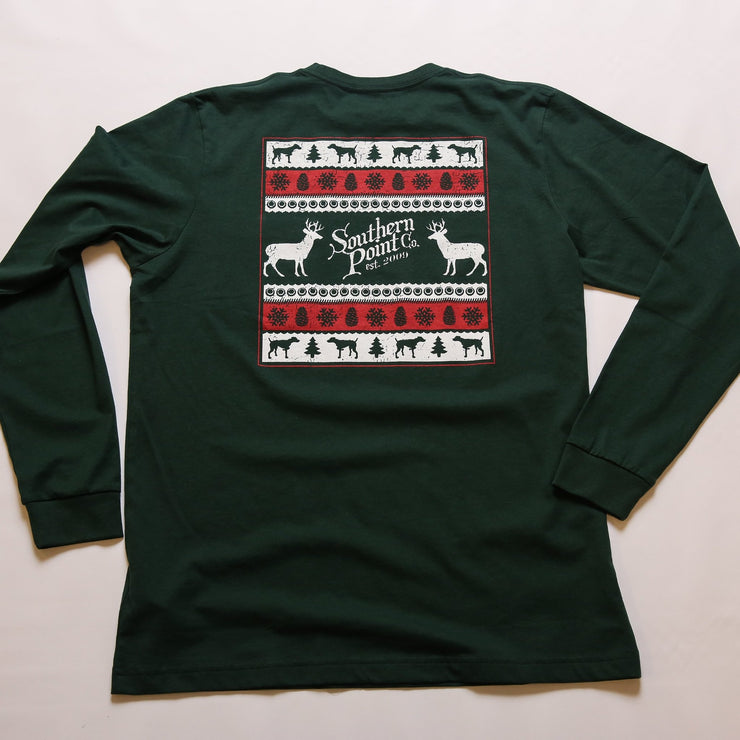 Vintage Sweater Holiday 2016
