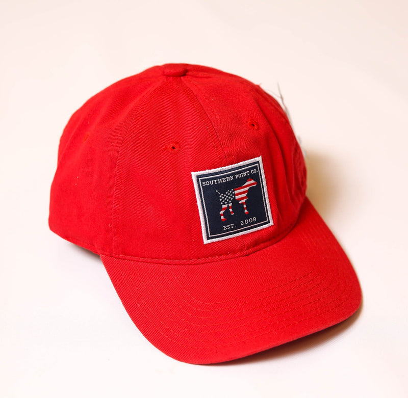 Red Free & Classy Hat