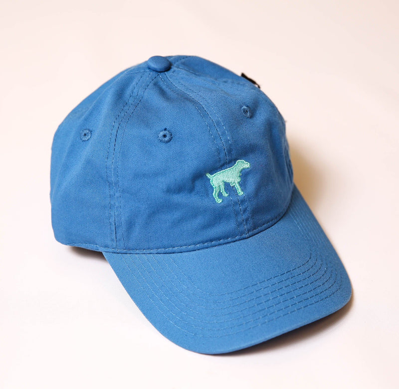 Blue Tonal Hat