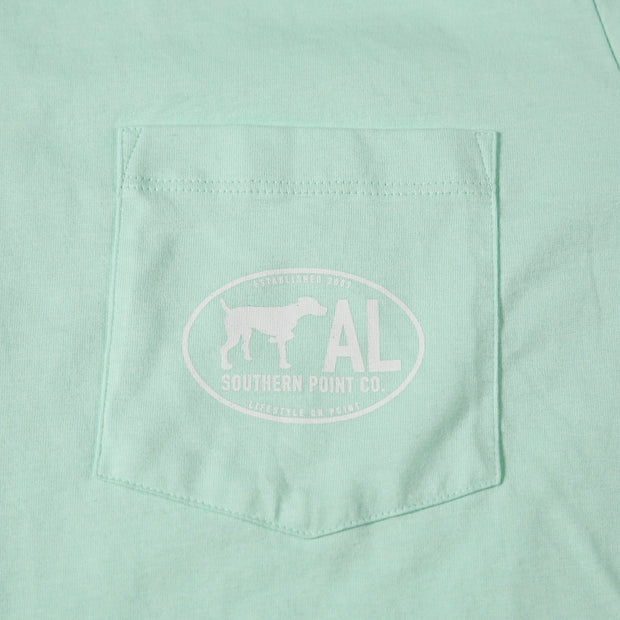 Show Your State Lines Spring 17 - Green