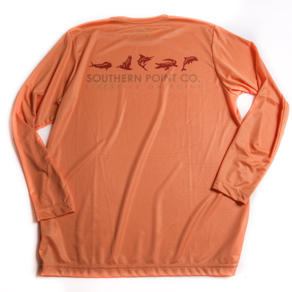 Youth Critters Dry Fit UPF Tee