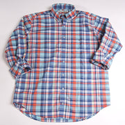 Youth Sail Plaid