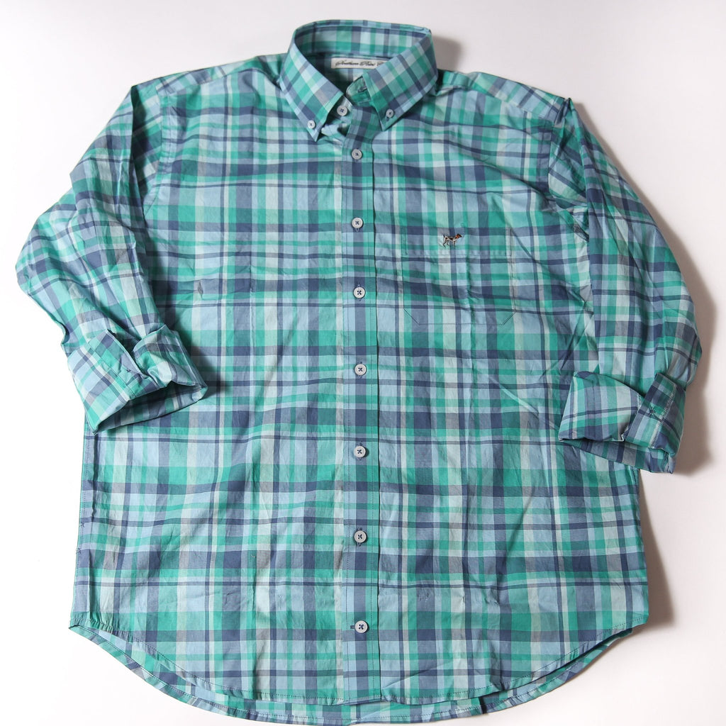 Youth Depths Plaid