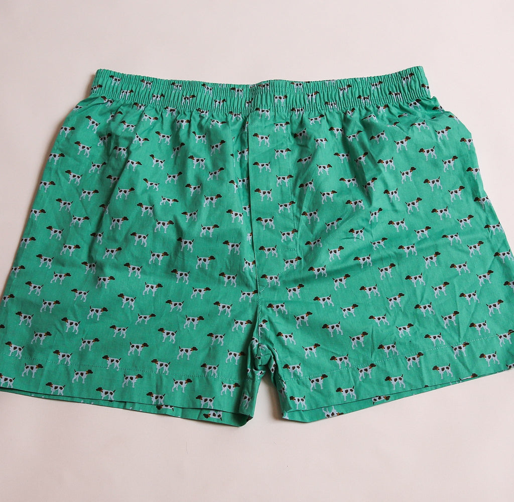Green GSP Boxers