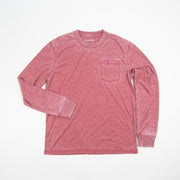 Youth Crimson Fieldside Tee