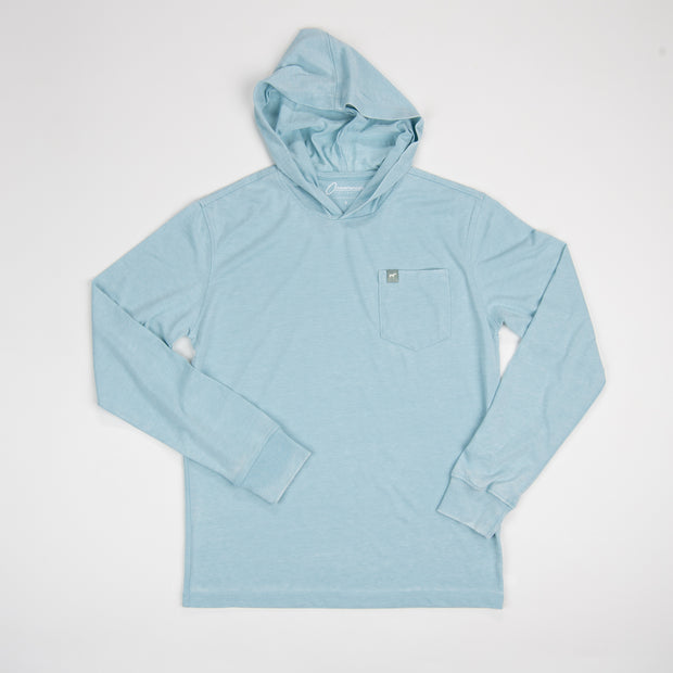 Youth Sea Mist Oceanside Hoodie