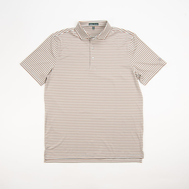 Pale Aqua Performance Polo