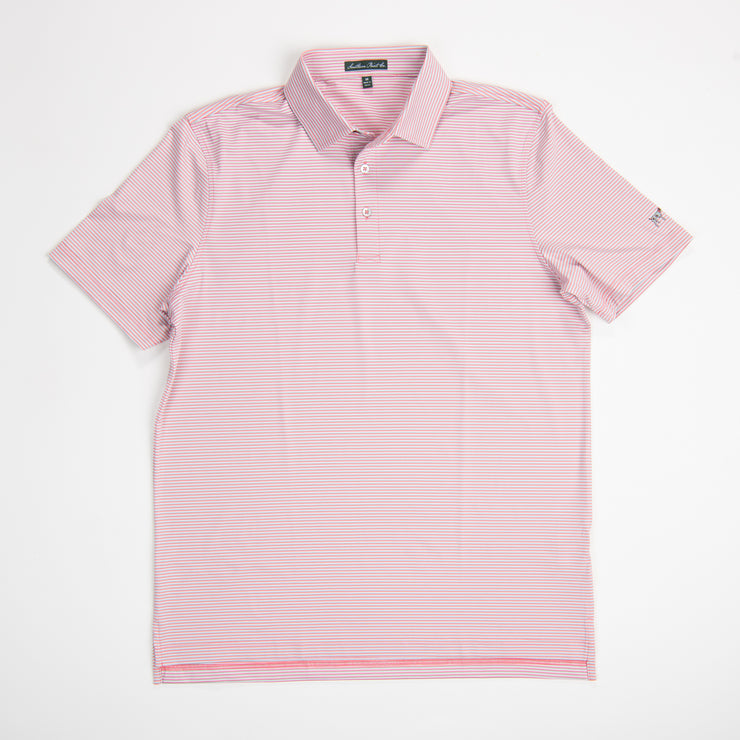 Shell Pink Performance Polo