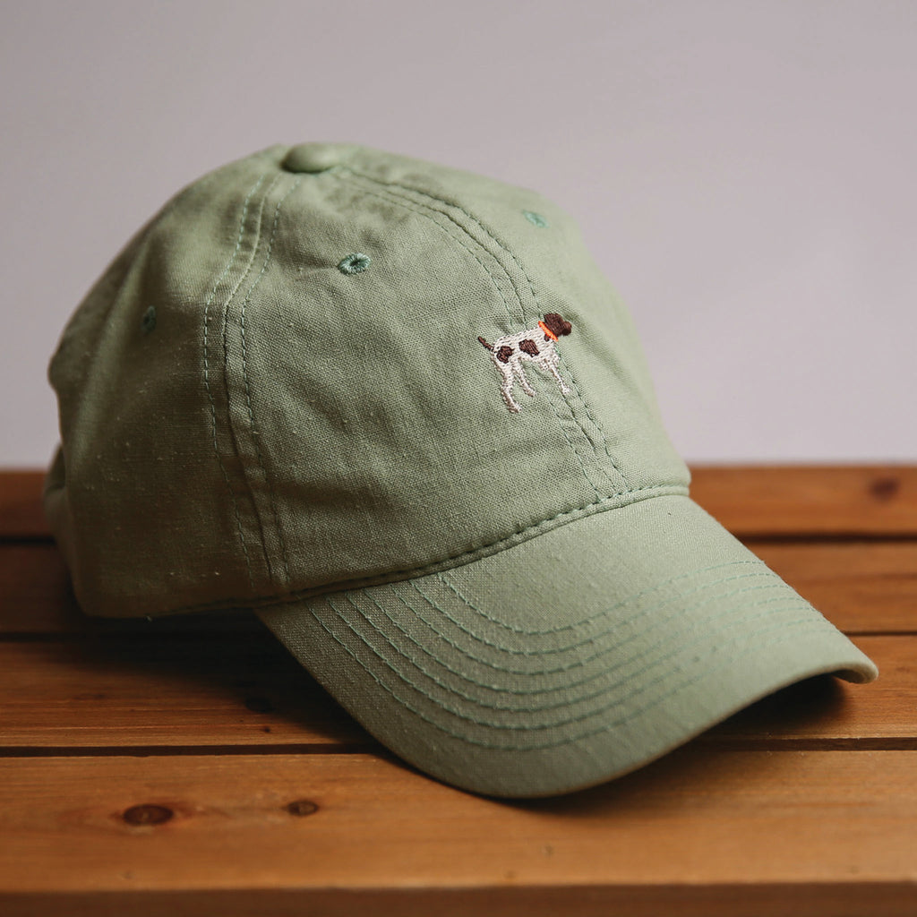Green Logo Hat