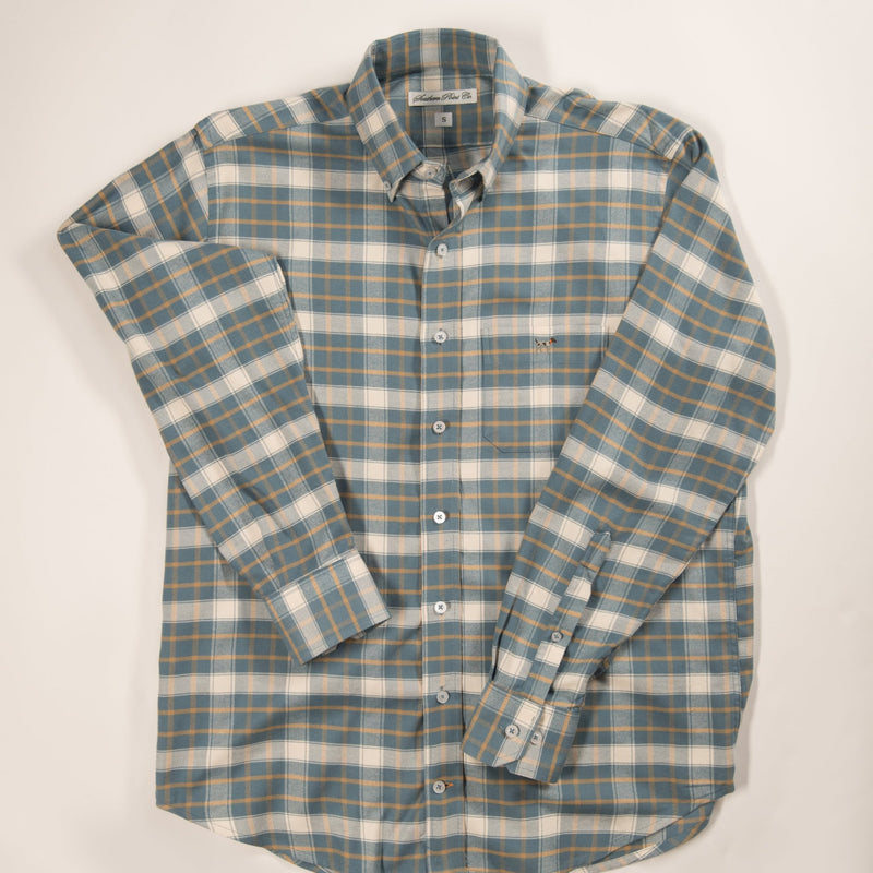 Smoke Flannel
