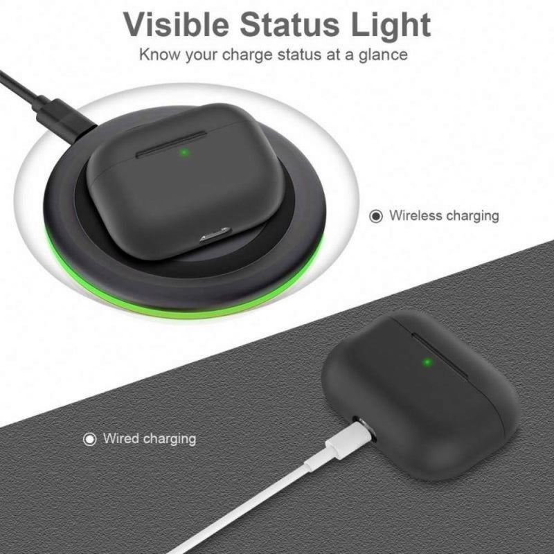 Blackpods Pro TWS Bluetooth Earbuds 3rd Generation Wireless Charging - Dmg Electronics
