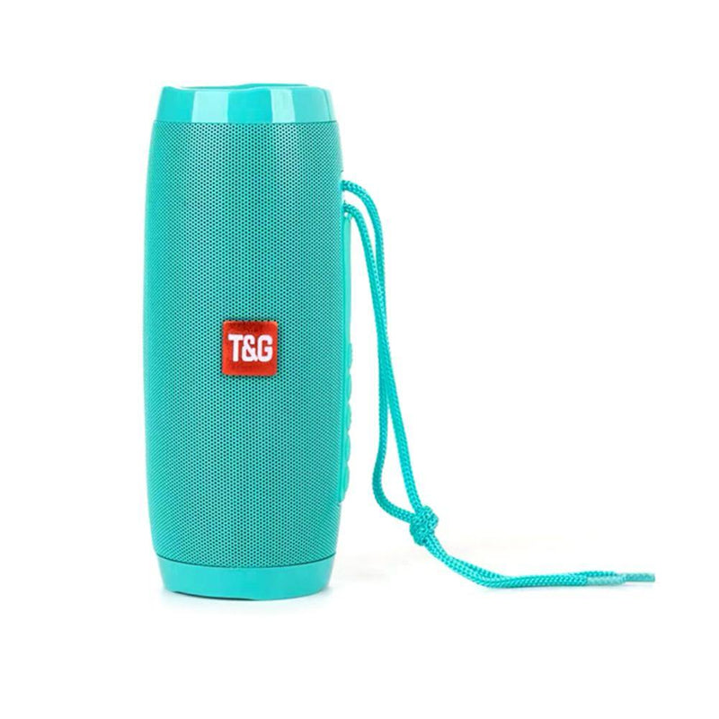 TG157 Portable LED Pulse Speaker Wireless light flashing waterproof speaker - Dmg Electronics