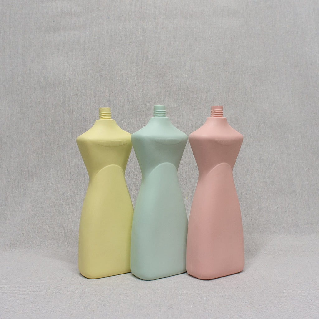 Curvy Bottle Vase