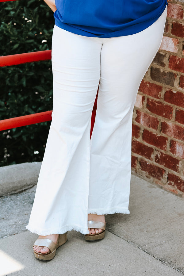 Frayed Out Bell Bottoms