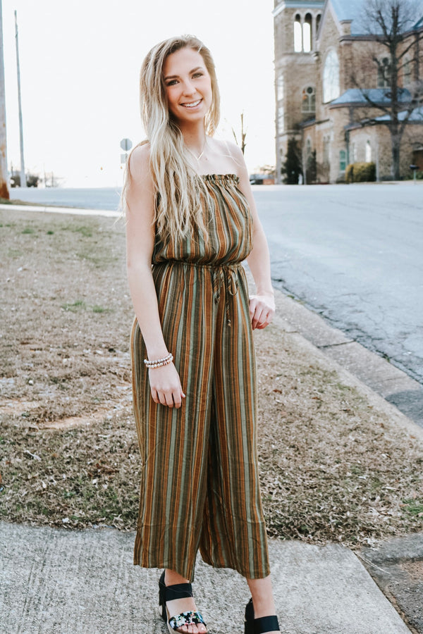 Pretty in Paradise Jumpsuit