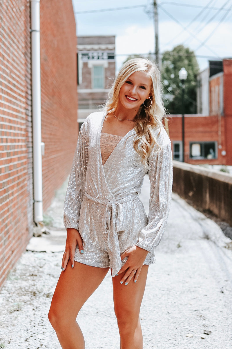 Steal The Spotlight Romper