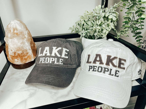 Wear At The Lake Hat