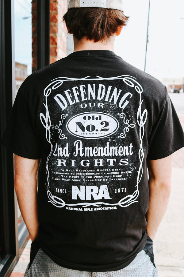 NRA Old #2 Tee