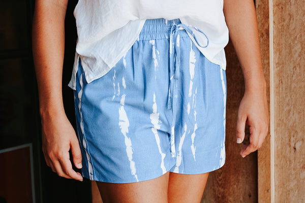 Water Color Shorts