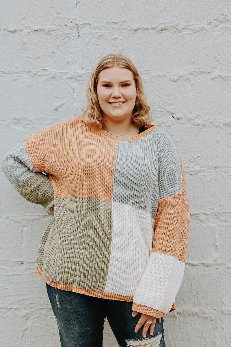 Pumpkin Patch Sweater