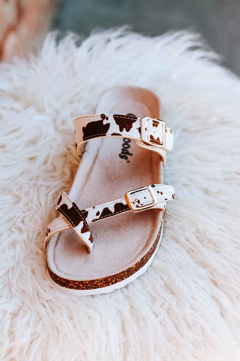 Sun Valley Spotted Sandals
