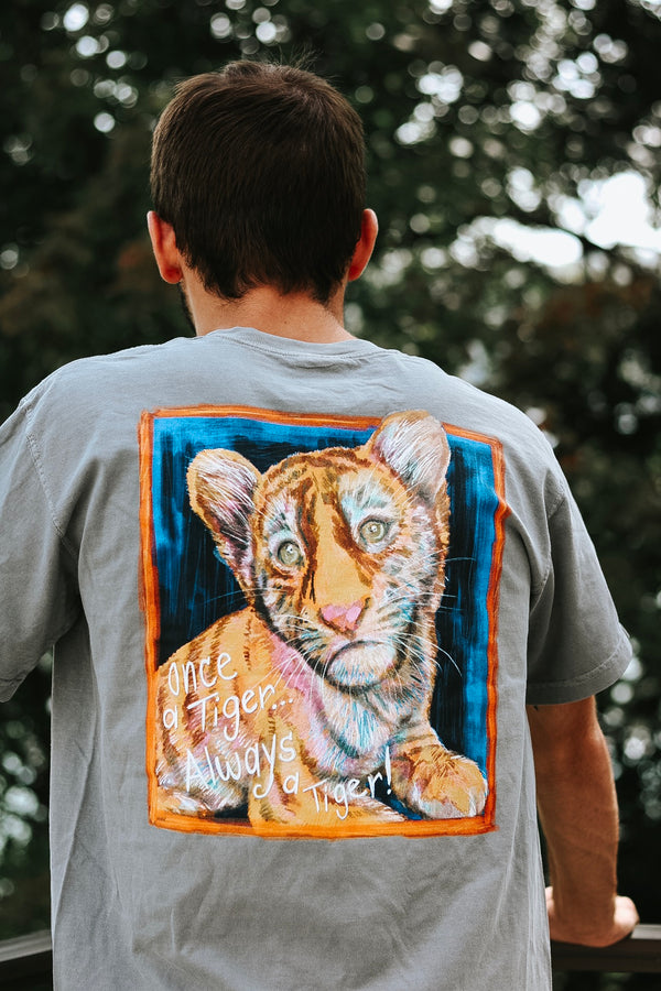 Once A Tiger Tee