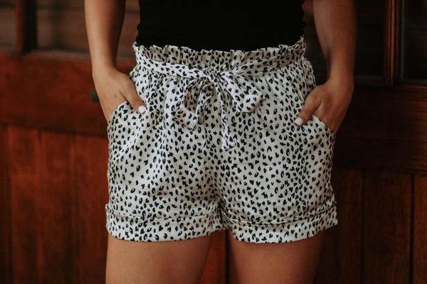 Baby Cheetah Shorts