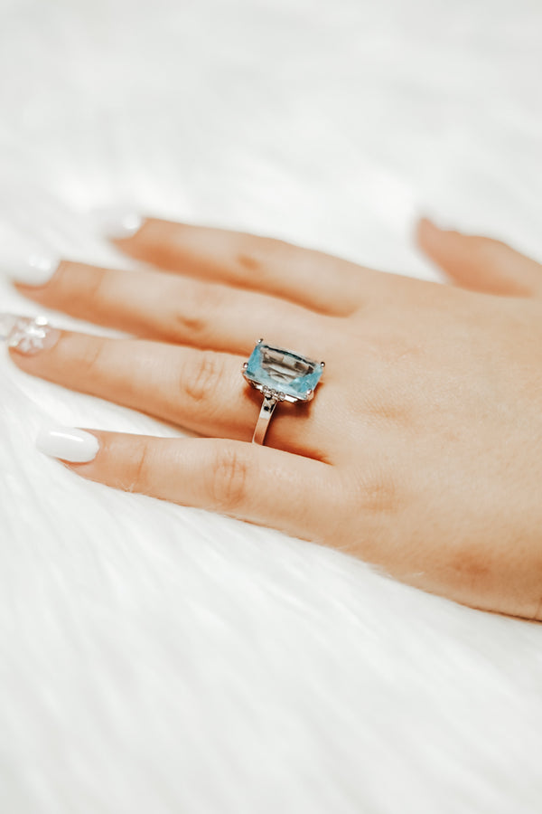 Jewel Treasure Ring