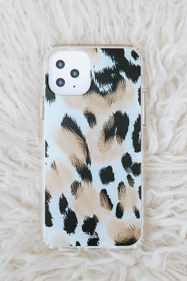 Cheetah Girl Phone Case