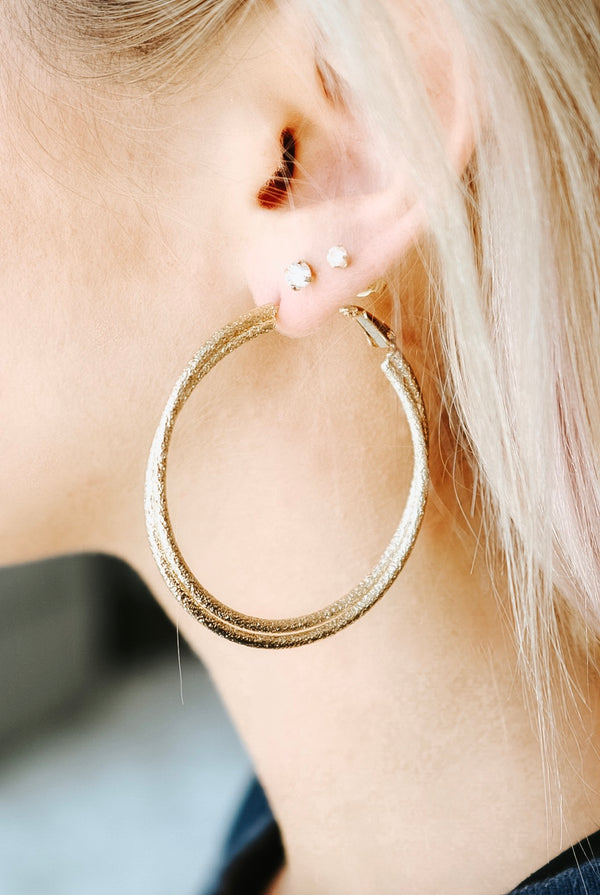Goldie Hoops