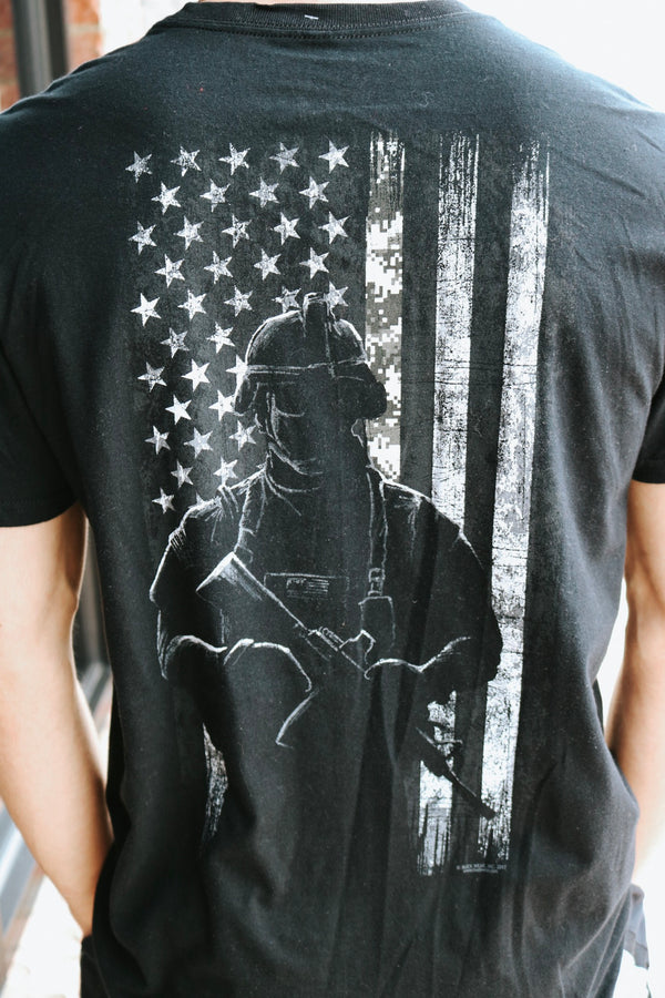 American Solider Tee