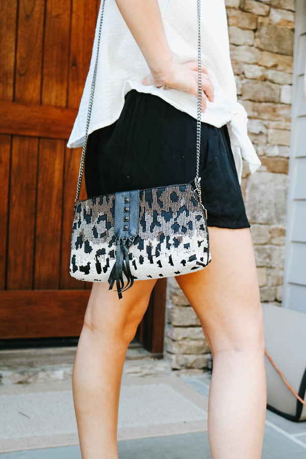 Cheetah Chic Crossbody Purse