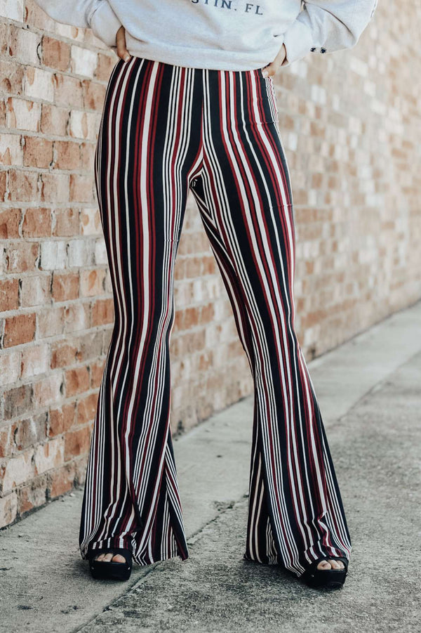 Strut In Stripe Pants