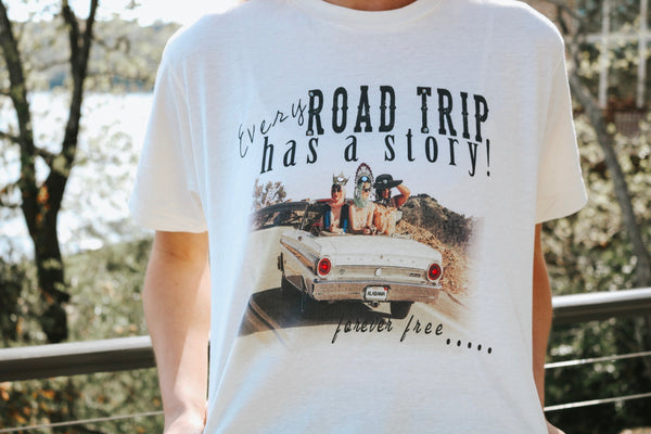 Every Road Trip Has A Story
