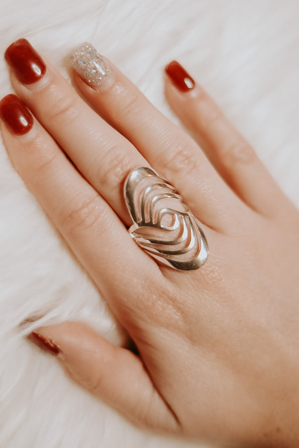 Shield My Love Ring