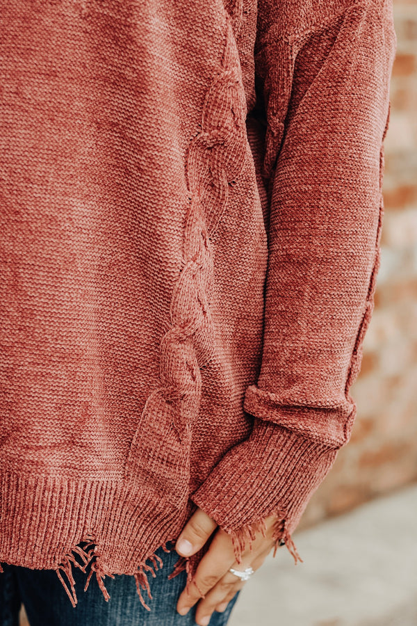 Distressed In Dixie Sweater