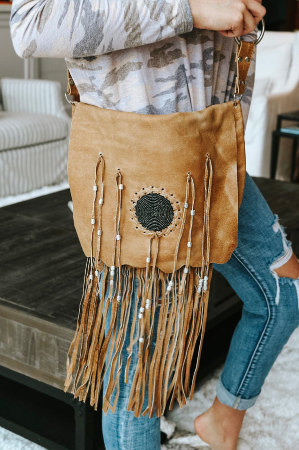 Happy Hippie Hobo Bag